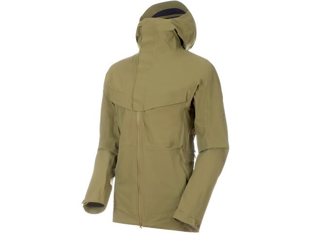 Mammut Zinal HS Hooded Jacket Herre olive